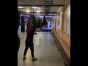 Василий Ломаченко упражнение с мячом 1