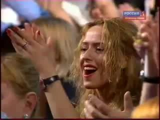 Нереально позитивные бабули!))