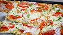 У нас съедается за секунды Быстрая ПИЦЦА из ЛАВАША Неимоверная ВКУСНОТА Пицца за 15 минут