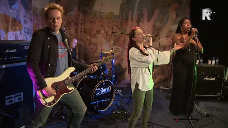 Dilana Band - Velvet covered stone (Live uit Lloyd)
