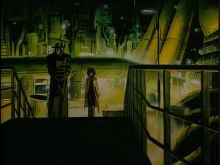Сны оружия (Боевой Ангел Алита) / Hyper Future Vision: Gunnm (Battle Angel) (1993)
