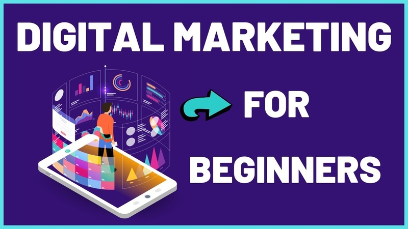 Digital Marketing For Beginners! 👉 [My New Organic Marketing Course]