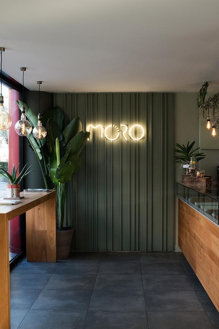 Соул-кафе Il Moro в Италии