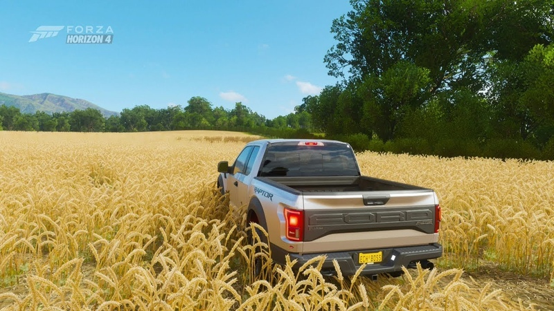 Forza Horizon 4| 800Hp 2017 FORD F-150 RAPTOR [Off-Road]