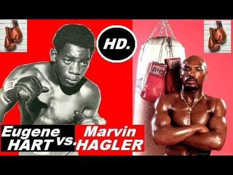Марвин Хаглер Юджин Харт Marvin Hagler vs Eugene