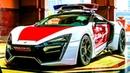 Полицейские Машины Развивающие Мультфильмы для Детей Изучаем Транспорт Мультики про Машинки
