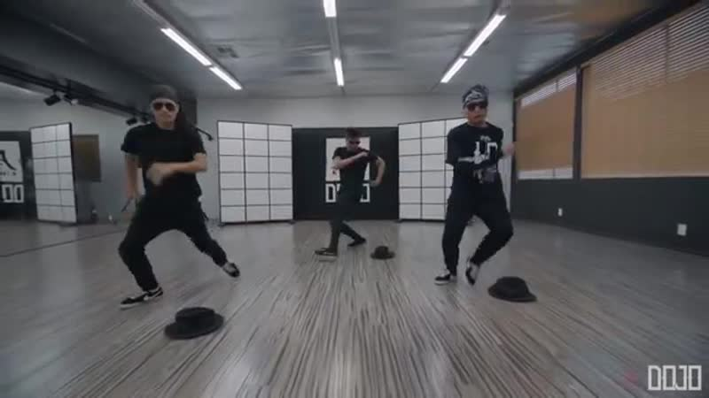 Post Malone 'Wow' Choreography by The Kinjaz.mp4