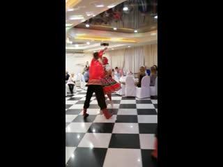 шоу группа Виртуозы русский народный танец