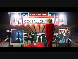 Kick ball change (рус)