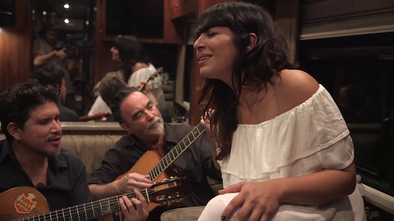 Thievery Corporation - The Time We Lost Our Way (Live with LouLou)