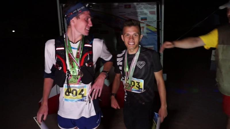 NEON RACE ультра марафон брифинг старт финиш и награждение ультра 60