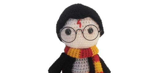 12 Harry Potter Crochet Patterns (Free!) | AllFreeCrochet.com | 240x537
