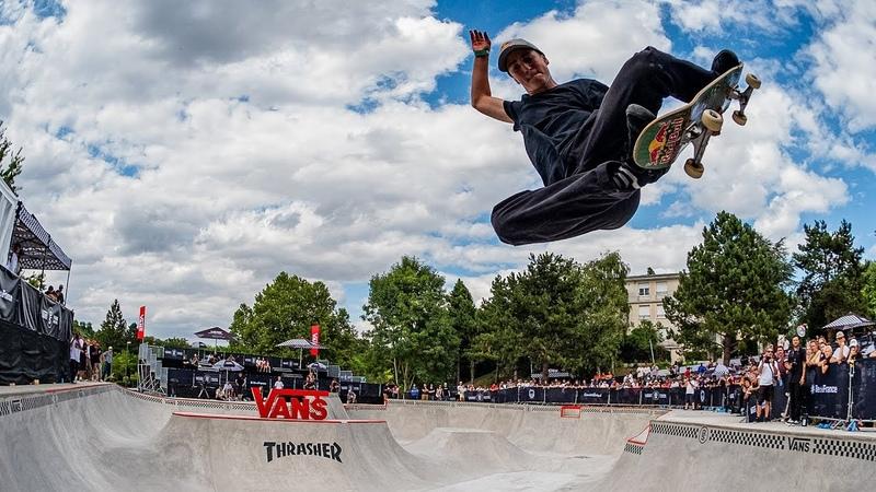 Vans Park Series European Continental Rune Glifberg Alessandro Mazzara Tyler Edtmayer