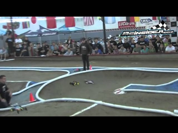 IFMAR World Champions Cavalieri VS Hara The Epic RC Battle