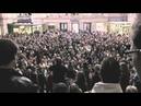 Ode an die Freude Chor ohne Grenzen im Leipziger Hauptbahnhof
