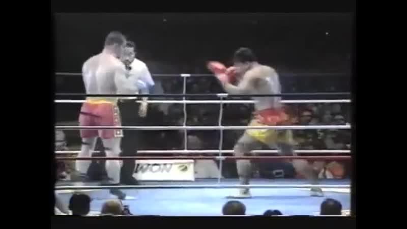 18. 1996-06-02 - Andy Hug vs. Sadau Kiatsongrit - K-1 Fight Night II