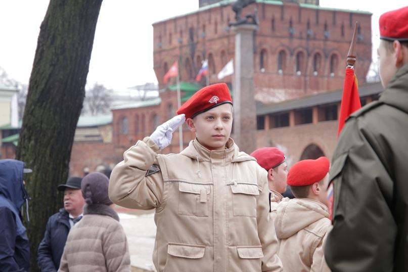 День моряка-подводника торжественно отметили в Нижнем Новгороде, изображение №4