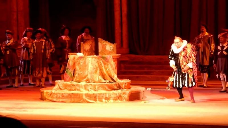 Povero Rigoletto!... La rà, la rà, la rà (Scena ed Aria) - Геннадій Ващенко