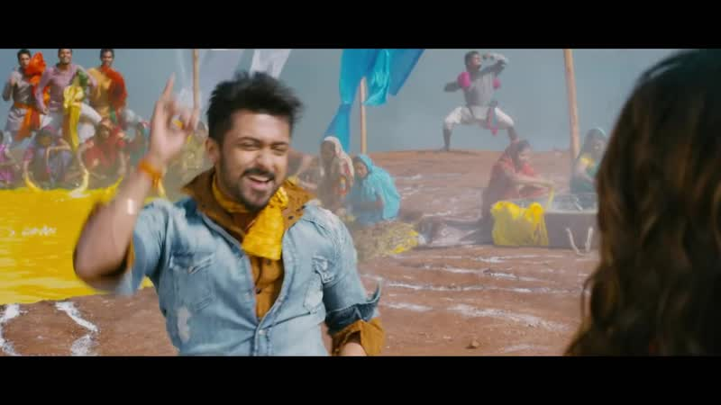 Anjaan Ek Do Teen Video ¦ Suriya Samantha ¦ Yuvan