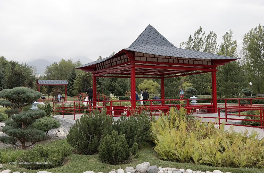 Японский сад в Алматы – Парк Первого Президента 2019