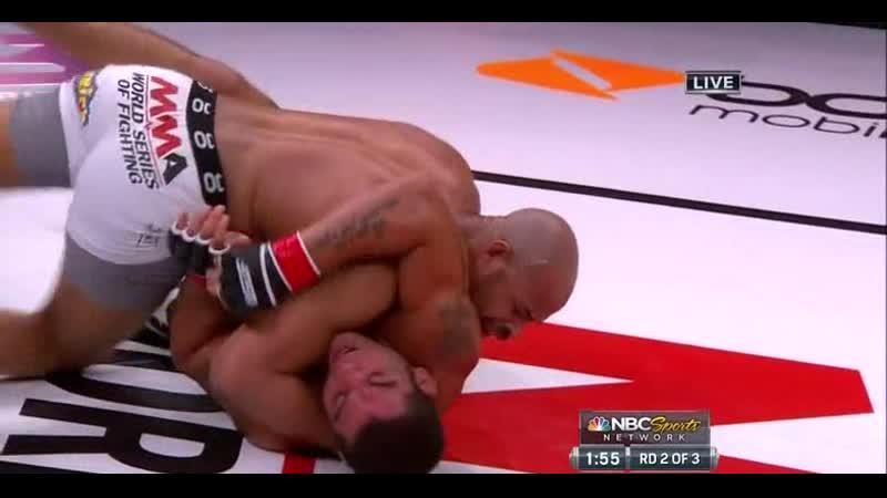 30 - Paulo Filho vs. Dave Branch [World Series of Fighting 2]