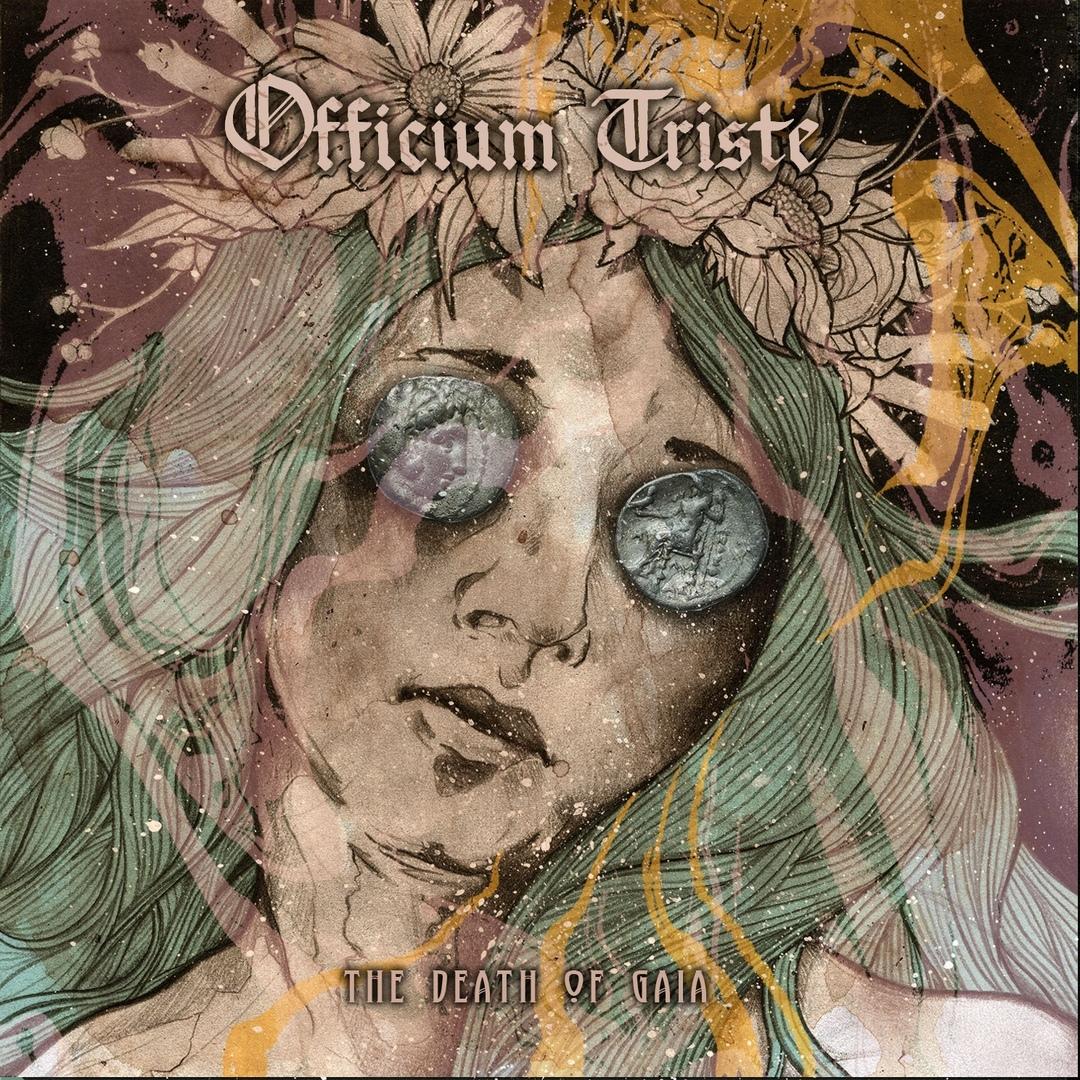 Officium Triste - The Death of Gaia