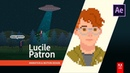 Pixel art animations with Lucile Patron live 2 3