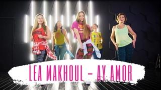 Lea Makhoul - Ay Amor / ZUMBA FITNESS CHOREO / JUKKYYY
