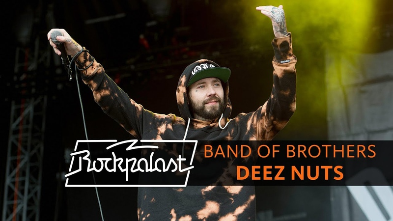 Deez Nuts - Band Of Brothers (Live @ Rockpalast 2014)