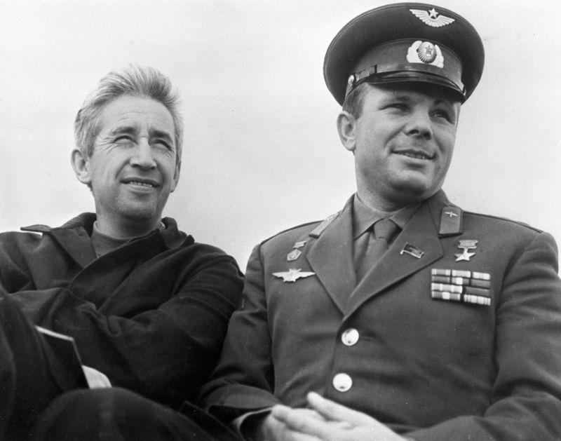 Космонавты-участники Великой Отечественной войны, изображение №5