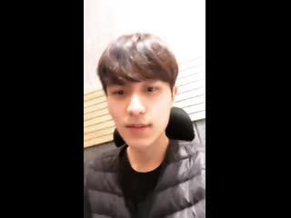 200125 Hwan Instagram Live  hwan_1955