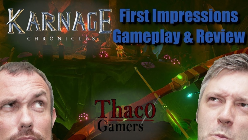 Karnage Chronicles VR First Impressions Is It Worth Playing Gameplay Review 2019