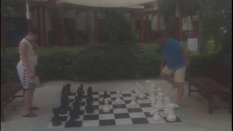 Видео к отзыву о студии шахмат в Доме волшебников