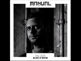 Alex O'Rion - Manual Movement - July 2020