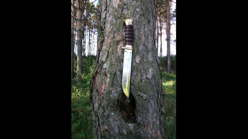 Легенда Нож Казачий Пластунский