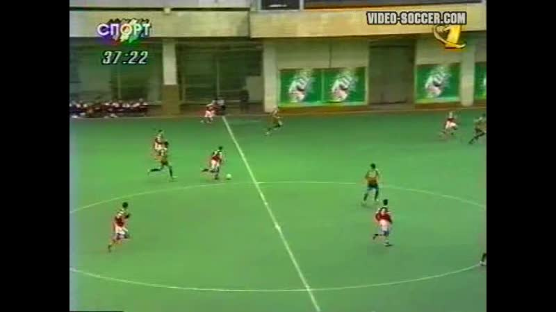 1997 01 28 Spartak Moscow Zimbru Cisineu
