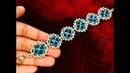 DIY Beaded Bracelet || Summer Bracelet || How to make Beaded Bracelet