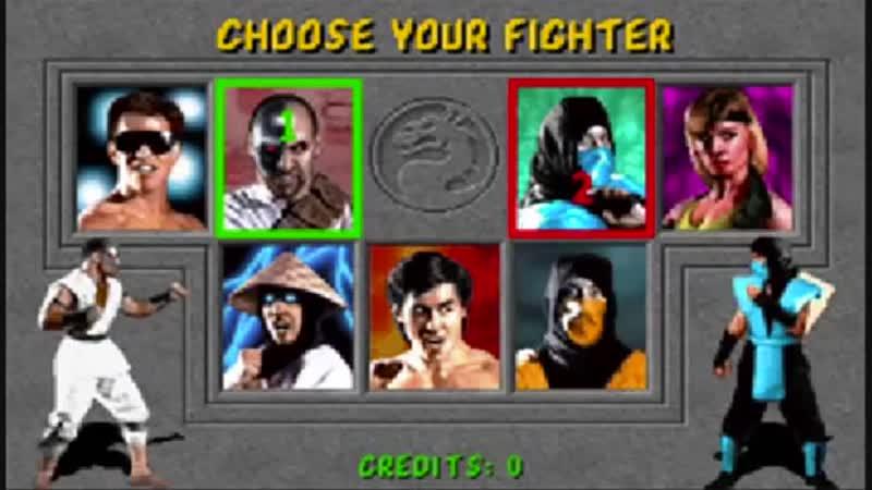 Mortal Kombat 1 Music_ Choose Your Fighter (360p)