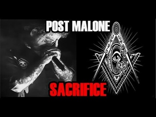 Something is wrong with Post Malone is his time almost up? The Illuminati Sacrifice (EXPOSED) 2020