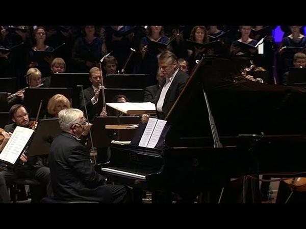 Raimonds Pauls, Mariss Jansons, LNSO, koris Latvija – fantāzija Teātris