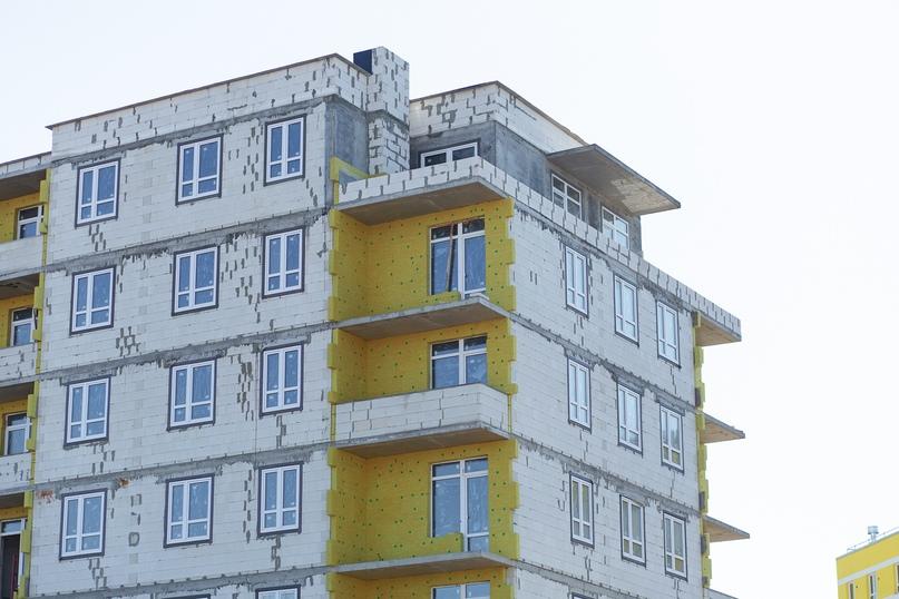 Отчет о ходе строительства апрель 2020 ЖК «Апрель», изображение №4