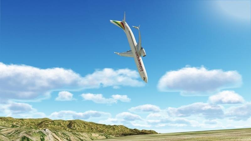 Ethiopia Plane Crash Ethiopia Airlines B737 MAX Crashes After Takeoff Addis Ababa Airport XP11