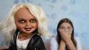 Страшные истории про куклу Тиффани: СПЛЕТНИЦА