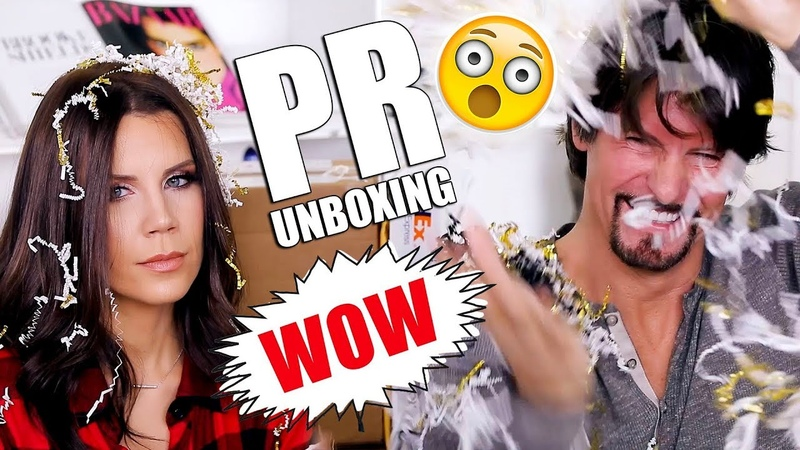 FREE STUFF BEAUTY GURUS GET | Unboxing PR Packages ... Episode 9