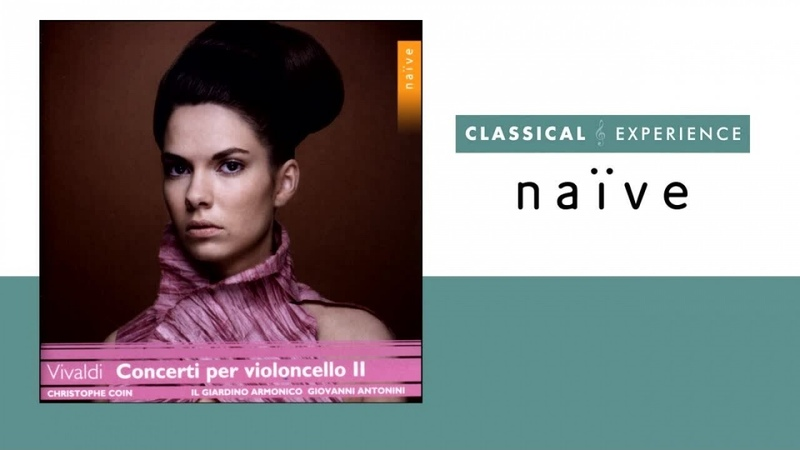 Vivaldi - Concerti per violoncello II
