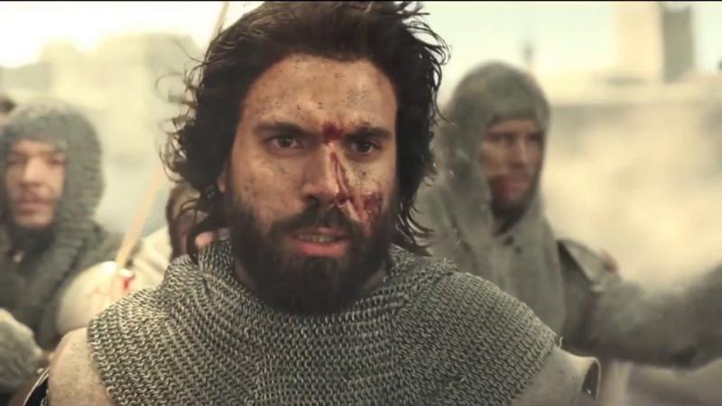 Templar Holy Grail Akkon Acre Fan made Knightfall video Epic music