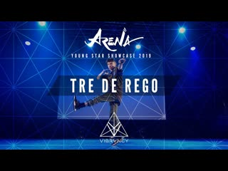 Tre de rego young star showcase arena singapore 2019 vibrvncy frontrow