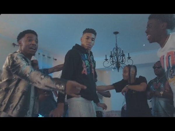 B.Lou - John Gotti ft. NLE Choppa (Official Video)