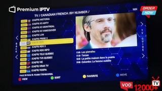 Best IPTV 2021 - CANADA channels list (French + English)