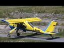 PZL-104 WILGA 35 Taxiing, Takeoff and Touch and Gos CSU3